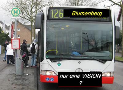 Bus - nur eine Vision?