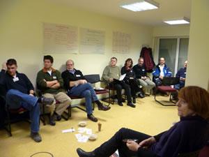 Bürgertreff am 19.01.2011