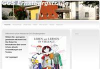 Website GGS Ernstbergstraße