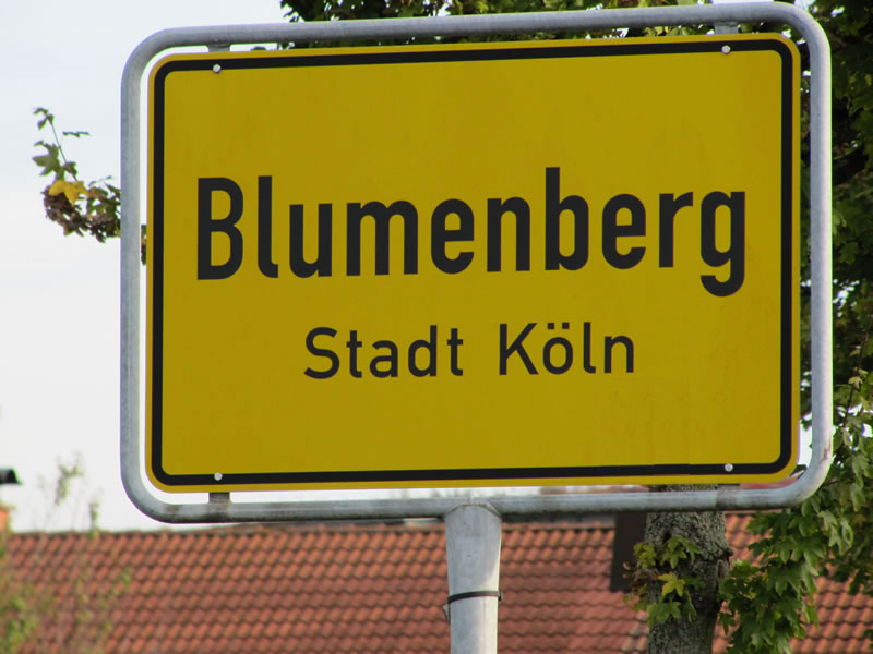 Köln-Blumenberg