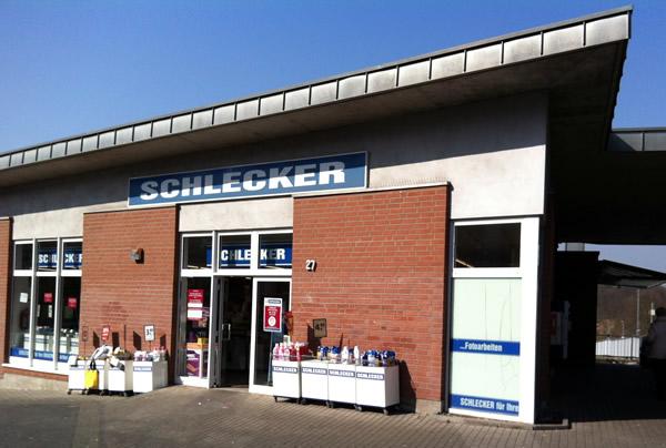 Schlecker-Filiale in Köln Blumenberg