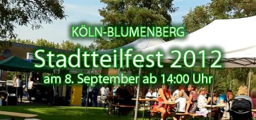 Nachbahrschaftsfest 2012