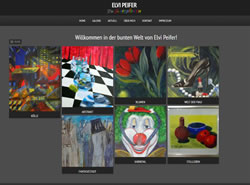 Elvi Peifer neue Website