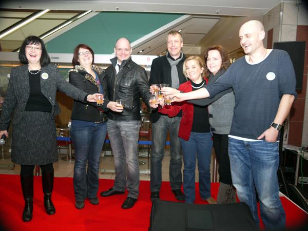 Aktionsbündnis Krebelshof erfolgreich