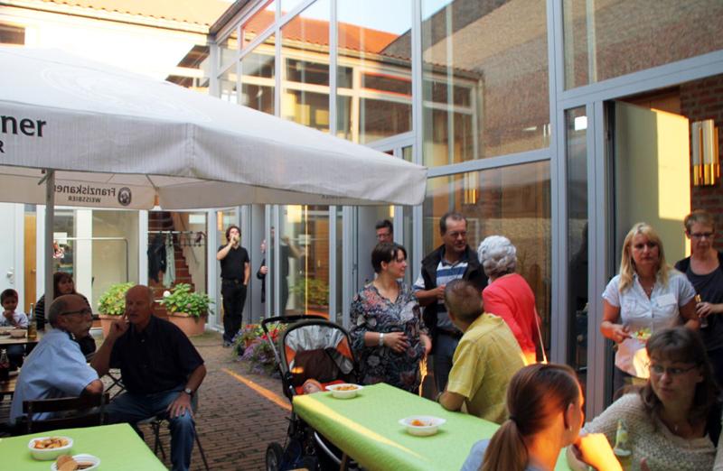 Grillfest der IG Blumenberg e.V., 2013