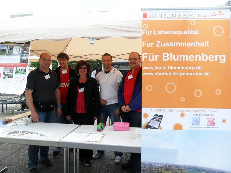 Fest der Kulturen in Chorweiler