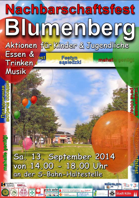 Stadtteilfest 2014