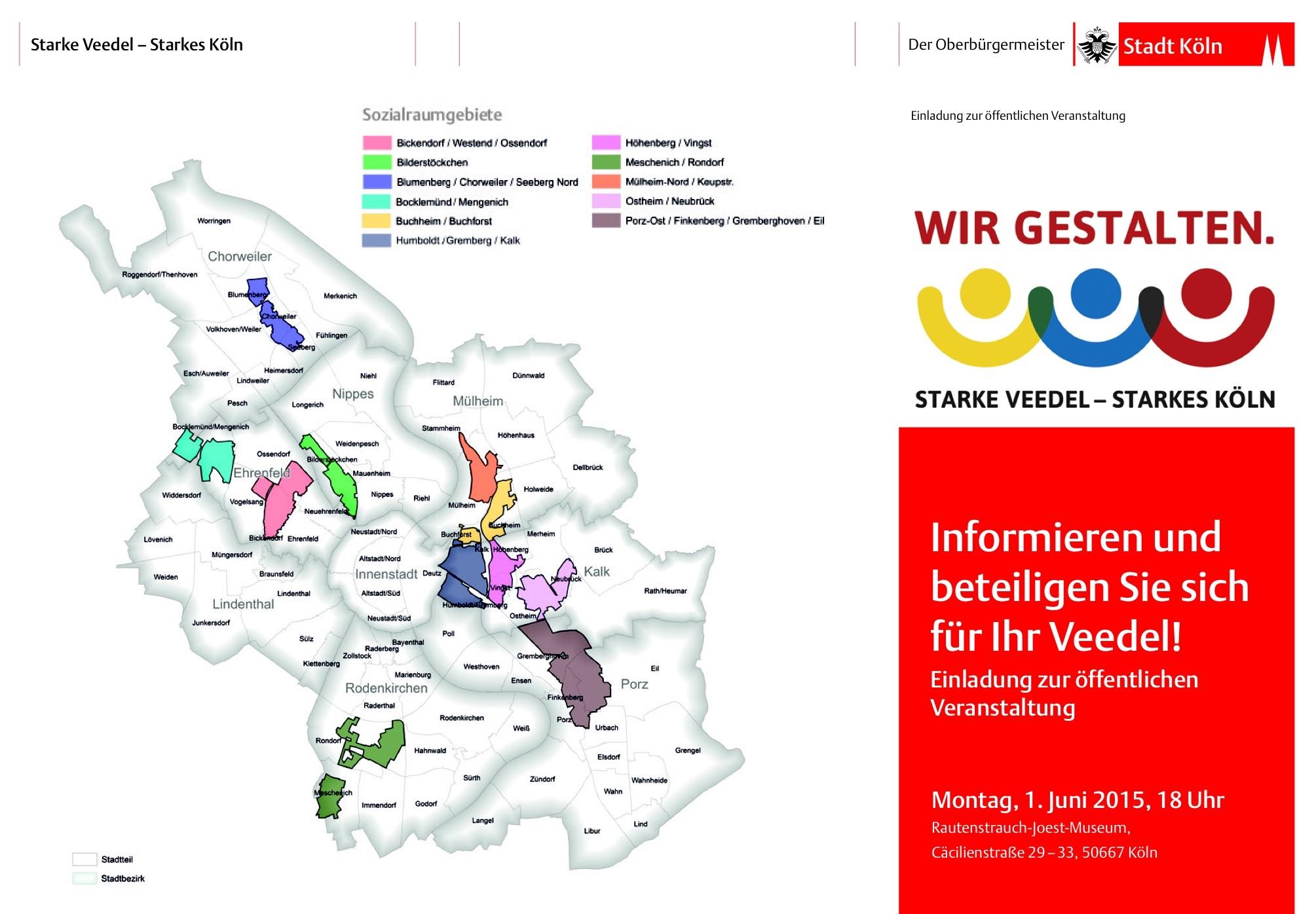 Starke Veedel – Starkes Köln