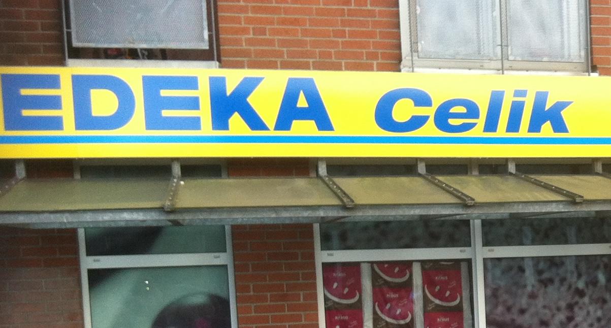 Einbruch in den EDEKA-Markt in Blumenberg
