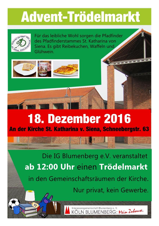 Advent-Trödelmarkt