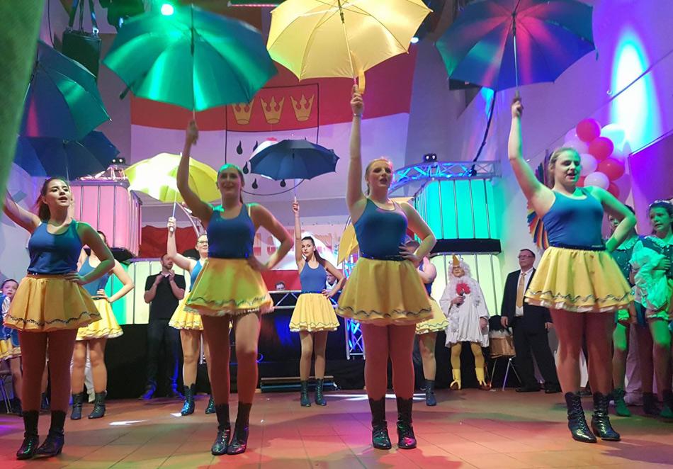 Karneval in Blumenberg