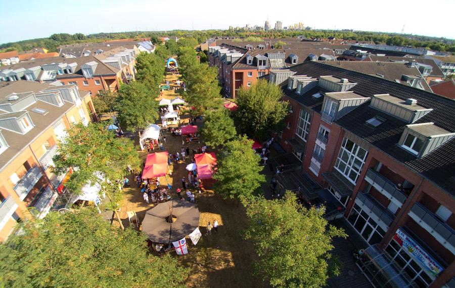 13 Jahre Nachbarschaftsfest Blumenberg