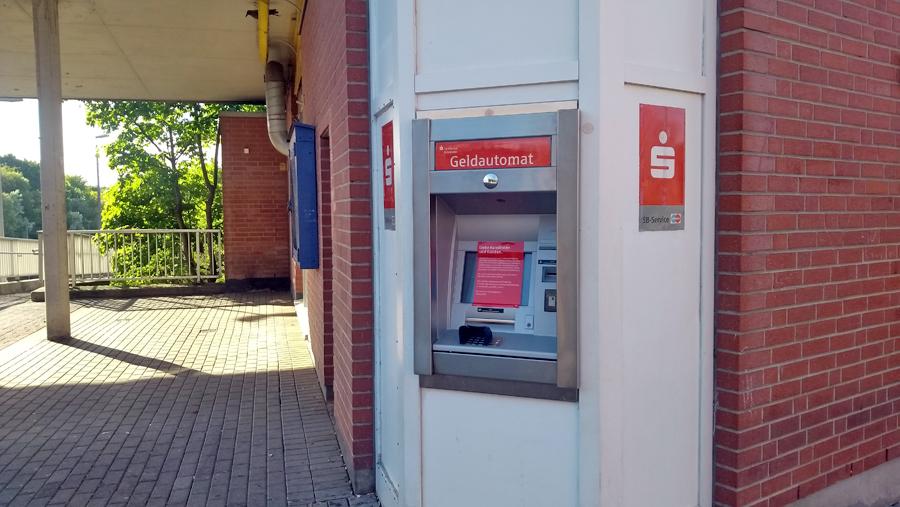 Schutz vor Geldautomatensprengungen: Sparkasse KölnBonn schaltet aus Sicherheitsgründen vorübergehend 13 Geldautomaten ab