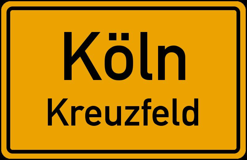 Präsentation der ersten Entwürfe für Kreuzfeld